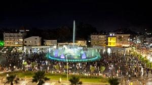 Meydan'da Yeni Yıl Pazarı Kuruldu
