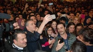 """""""Çalgı Çengi İkimiz"""" filminin final galası Tokat'ta yapıldı"""