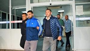 İzmir'de işlenen cinayetin zanlıları Bodrum'da Özel harekat polislerince yakalandı