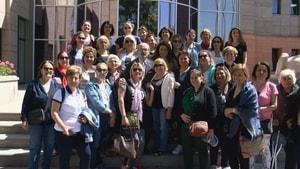 Binlerce CHP'li kadın Eskişehir'de ağırlandı