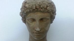 Roma ve Hitit dönemine ait tarihi eserler ele geçirildi