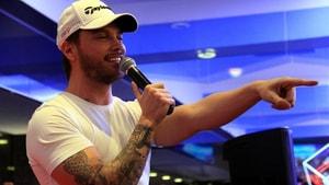 Ünlü pop sanatçısı Sinan Akçıl Samsunluları coşturdu