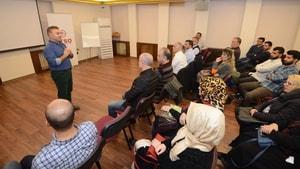 Çarşı Esnafına 'Ahilik' Kültürü' ve 'Perakende Satış Tekniği' Eğitimi