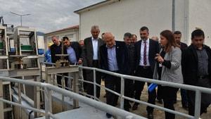 Meclis üyeleri Mersin'de yapılan çalışmaları yerinde inceliyor