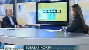 01.02.2017 Konuk: GETOB Başkanı Bülent Bülbüloğlu
