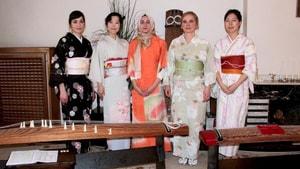 (Özel Haber) -Japon Koto'sundan 'Katibim' melodileri yükseldi
