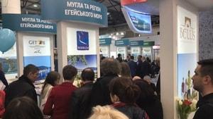 Ukrayna'dan Bodrum'a haftada 10 uçuş planlandı