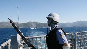 Denizkurdu 2017 tatbikatı nefes kesti