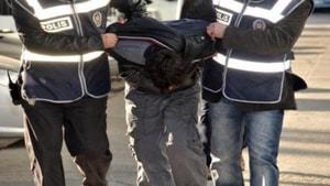PKK üyesi çalıştığı otelde yakalandı
