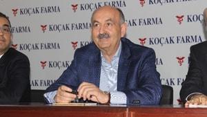 """Bakan Müezzinoğlu: """"Nitelikli gençlik istihdamına özel eylem planları hazırlıyoruz"""""""