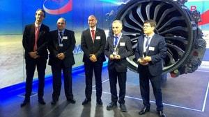 """TEI'ye Paris Air Show'da """"En İyi İş Ortağı Ödülü"""""""