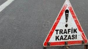 Çetibeli'de kaza : 7 yaralı var