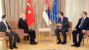Sırbistan Cumhurbaşkanı Vuçiç: