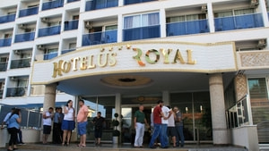 SON DAKİKA-Otel mühürlendi