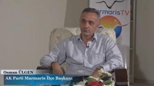 14.07.2017 Konuk: Ak Parti İlçe Başkanı Osman Ülgen
