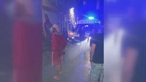 Barlar Sokağı'nda alkol komasına girdi