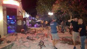 Kos Adası'nda deprem: 2 ölü