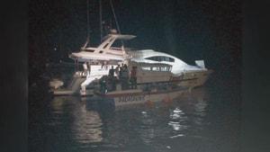 Marmaris'te 25 göçmen yakalandı