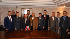 Nizhnekamsk ile işbirliği anlaşması imzalandı