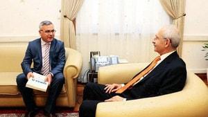 Oral Karakaya adaylık için görevinden istifa etti