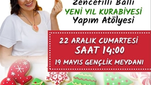Ebru Omurcalı'dan bir etkinlik daha