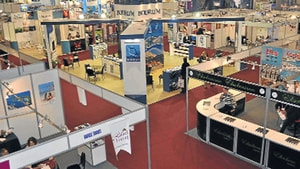 12. Travel Turkey İzmir Fuarı başladı