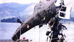 Marmaris'te 22 yıl önce Skorsky denize düştü