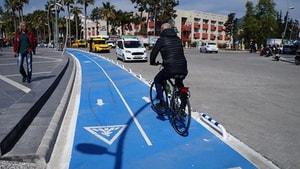Bisiklet rotaları Rusya'da tanıtıldı