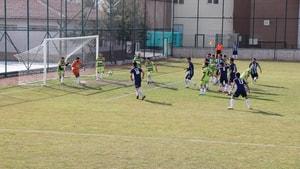 Nevşehir 1. Amatör Lig'de 16. hafta maçları tamamlandı