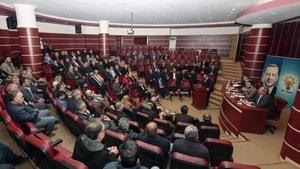AK Parti yerel yönetimler istişare ve değerlendirme toplantısı yapıldı
