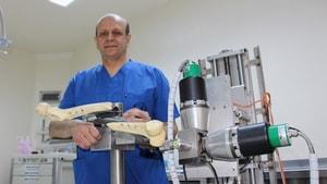 Türk doktordan inanılmaz buluş