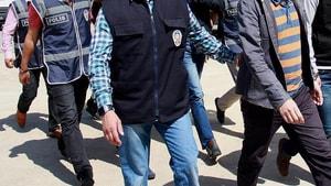 Marmaris'te terör propagandasına 7 gözaltı