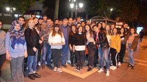 Öğrenciler belediyenin desteğiyle Çanakkale'de