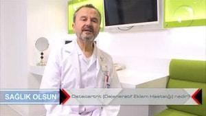 Dejeneratif Eklem Hastalığı Nedir ?