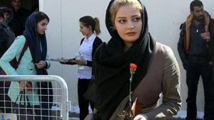 İranlı ilk turist kafilesi Marmaris'e geldi