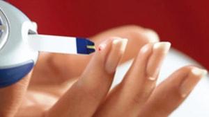 Her yüz kişiden 13'ü şeker hastası