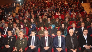 Elazığ'da 18 Mart Şehitleri Anma Günü ve Çanakkale Zaferi'nin 103. Yıl dönümü