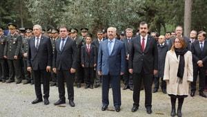 Aydın'da 18 Mart Şehitler Günü anma etkinlikleri gerçekleşti