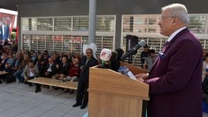 Mersin'de 'İkinci Bahar Emekli Dinlenme Evi' hizmete açıldı