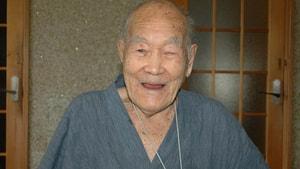 Dünyanın en yaşlı insanı 112 yaşında