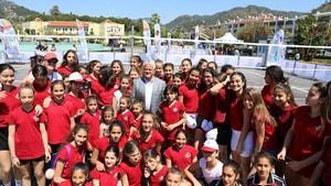 Marmaris'te 23 Nisan kutlama programı