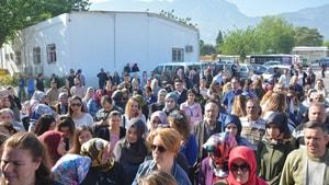 Şehzadeler'de geçici iş için mülakatlar tamamlandı