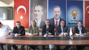 AK Parti'den gerginlik açıklaması