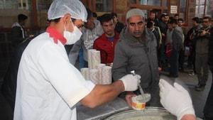 Ağrı'da '57 Alay Vefa Yürüyüşü'ne yüzlerce kişi katıldı