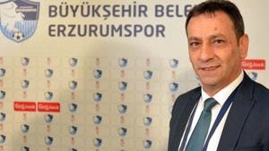 B. B. Erzurumspor Basın Sözcüsü Barlak'tan taraftara çağrı: