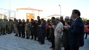 Erzincan'da 57'nci Alay Vefa Yürüyüşü yapıldı