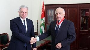 Abhazya başbakanı istifa etti, yeni başbakan atandı