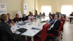 Erciyes Teknopark'ta ARDEB uygulamalı proje önerisi yazma eğitimleri devam ediyor