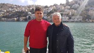 Selanik Belediye Başkanı'na saldırıyı kınadı