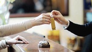 Nisan ayında otel doluluk oranları arttı
